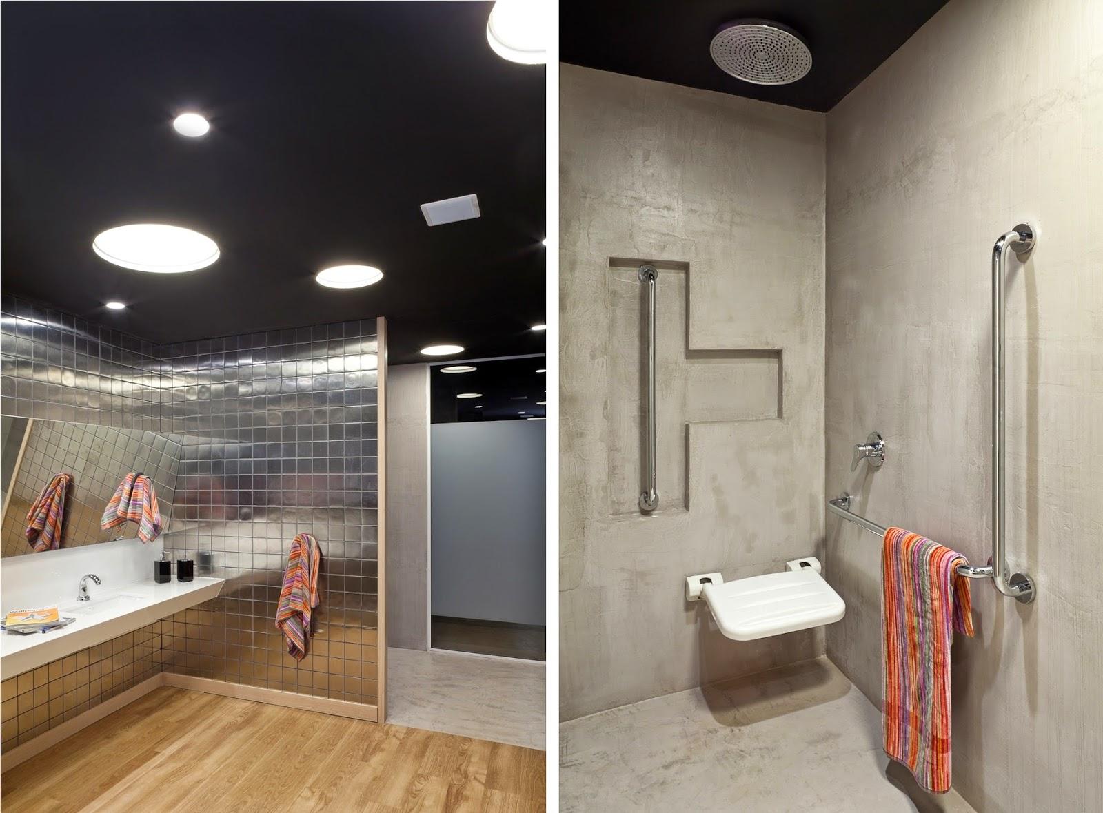 #A34228 Banheiro Adaptado 1600x1180 px Banheiro Para Deficiente Cad 2587