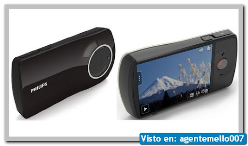 Philips CAM200 Camara de video HD