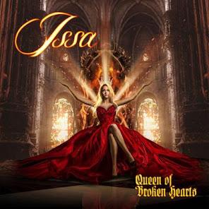 Issa Queen Of Broken Hearts Frontiers Records March 12, 2021