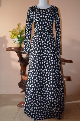 Model Gamis Katun Stretch Murah terbaru 2016