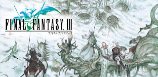 FINAL FANTASY 3 v1.0.2 Apk + SD Data Free