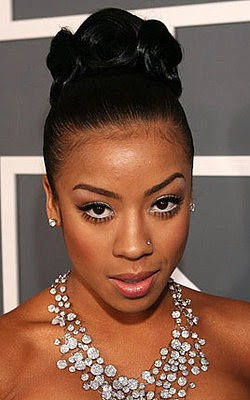top 15 black hairstyles with buns and bangs  hairstyles