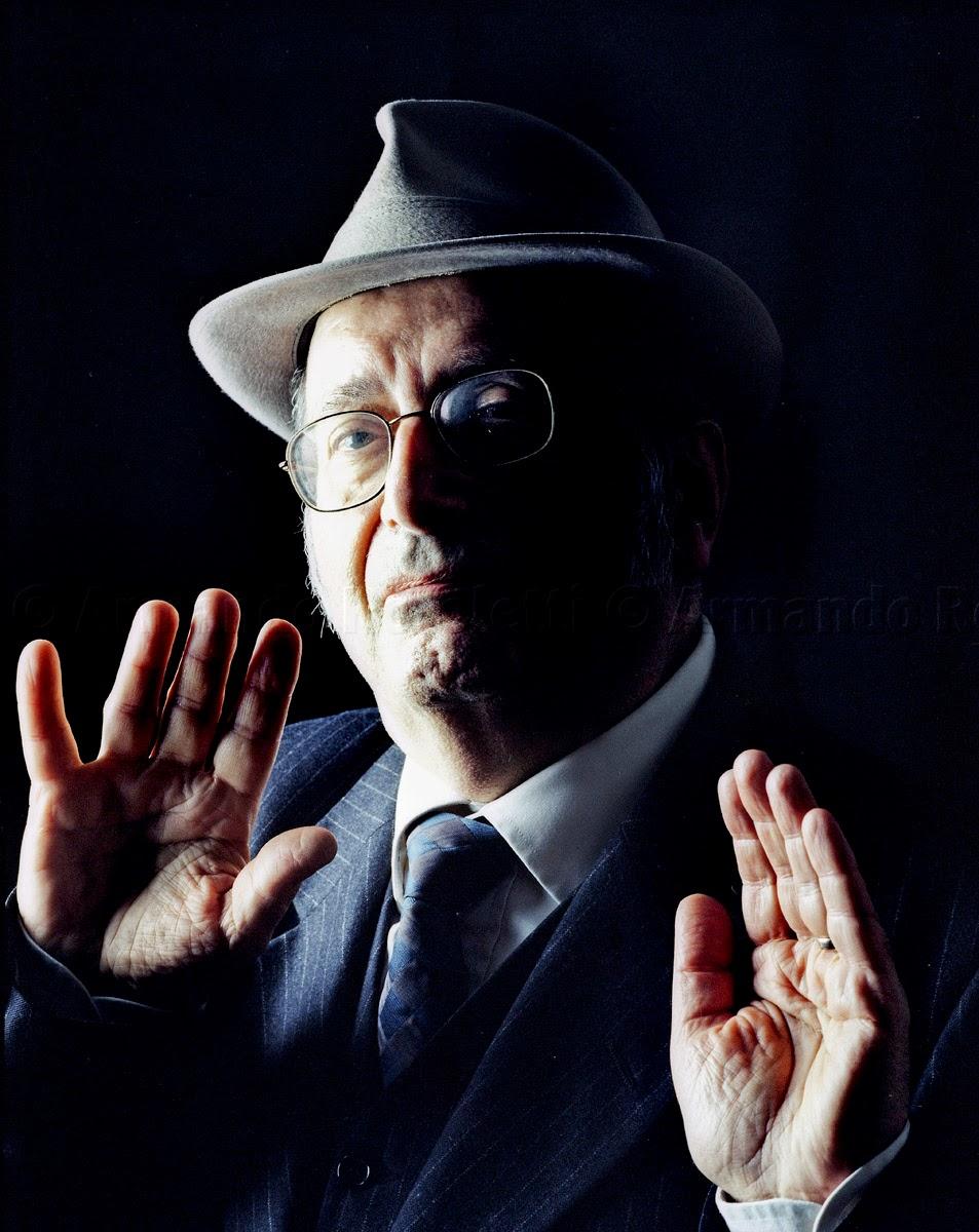 Giovanni Reale (1931-2014) Fotografía de Armando Rotoletti
