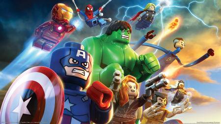 Lego Super Heroes superhelden speelgoed