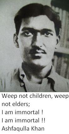 Ashfaqulla Khan Quotes