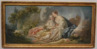 Boucher, Selene et Callisto