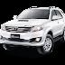 Harga Toyota Fortuner 2015 Karawang