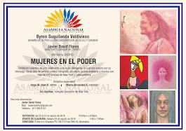 Certificado de la Asamblea Nacional de la República del Ecuador