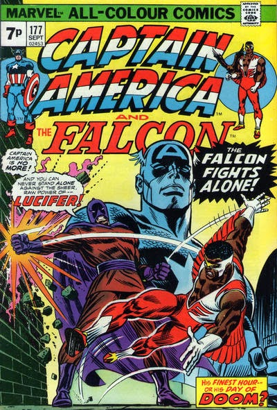 Captain America and the Falcon #177, Lucifer