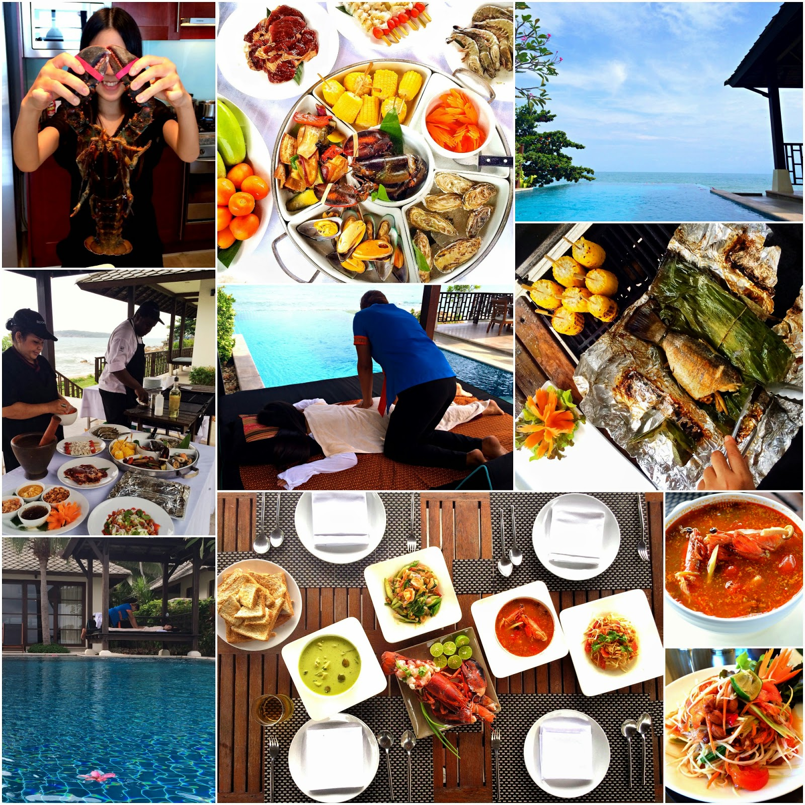 蘇梅島:Kanda Residences - In Villa Cooking Class,BBQ & Spa