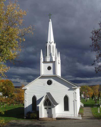 from Alfredo church bans gay literature