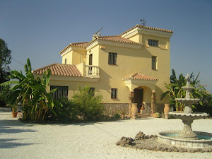 Stunning Alhaurine Villa