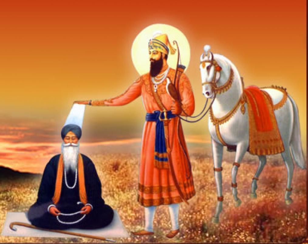 sri guru gobind singh ji essay in punjabi Essay on shri guru nanak dev ji in punjabi language essay guru gobind singh, gurbani करै ॥ on meeting the true guru sri guru granth sahib ji.