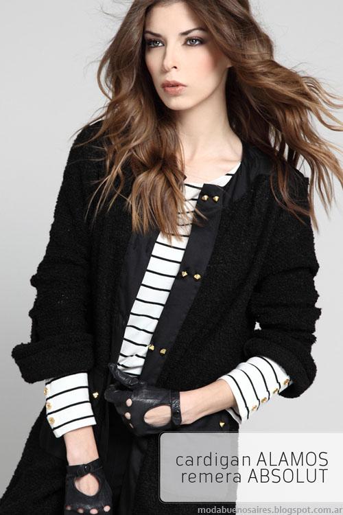Paula Liarte tapados Invierno 2013 moda