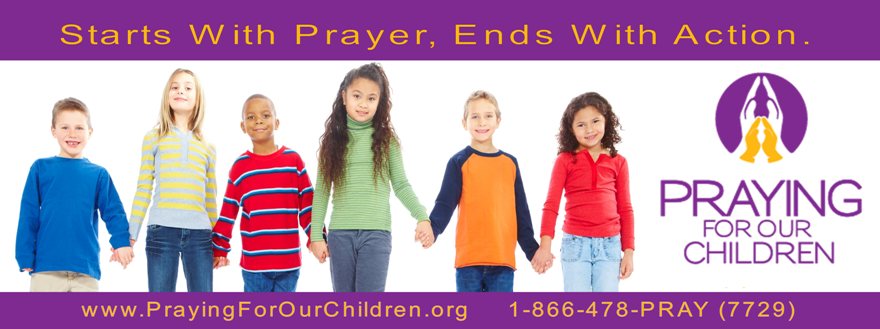Prayer Hotline | Children's Charity | Family Camp - Praying For Our Children