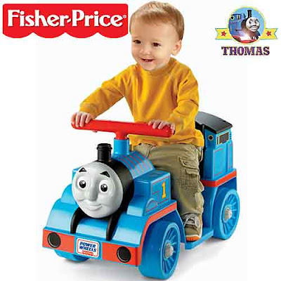 6 volt Outdoor activity fun to play Thomas the train Fisher Price toy car ride on for preschoolers