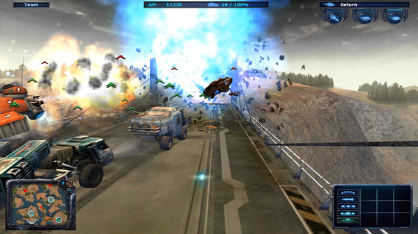 Ground Control II Operation Exodus PC Game Free Download