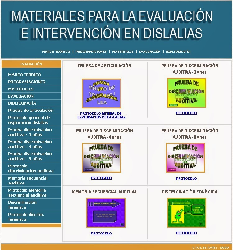 http://www.cpraviles.com/materiales/LEA/html/ev.html
