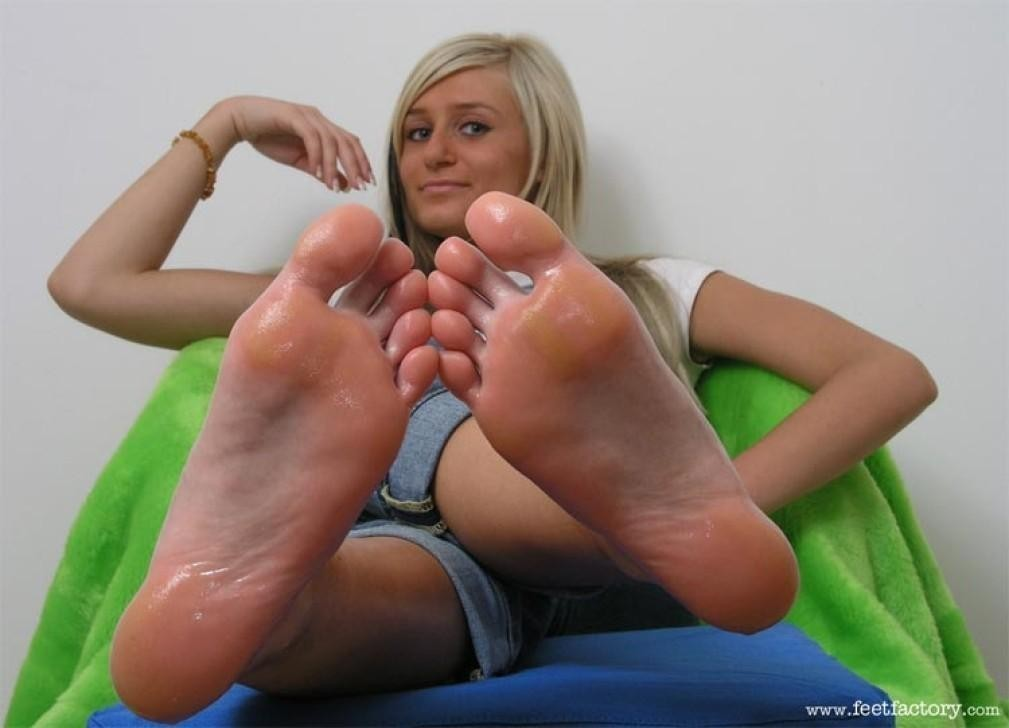 Speaking, Sexy foot fetish girl soles think, that