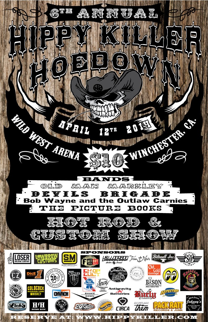 Hippy Killer Hoedown