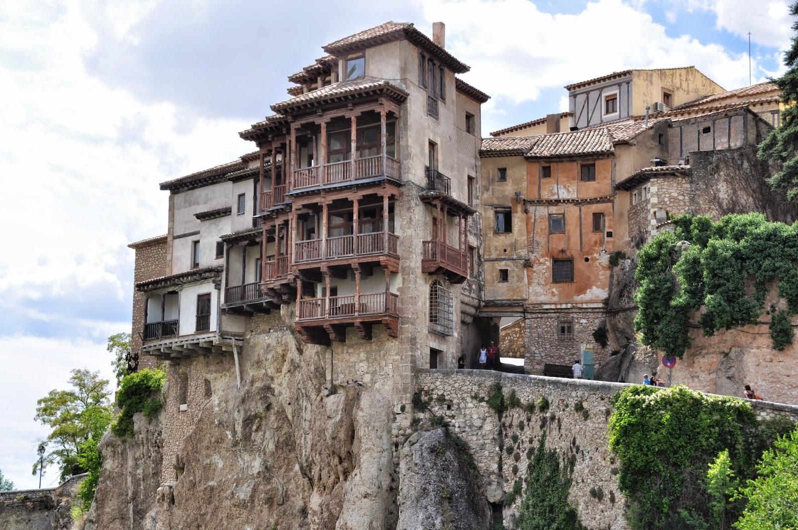 Itinerario in Spagna - Cuenca