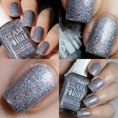 Glam Polish Ice Age