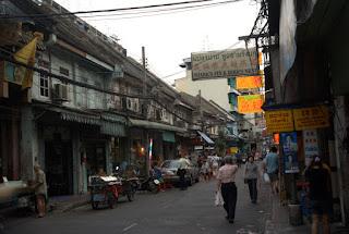 Bangkok - tak żyje (moje) miasto 1