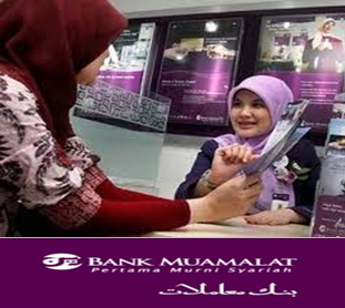 Bank Muamalat Indonesia Jobs Recruitment Head of Back Teller, Head of Back Office & Internal Control July 2012