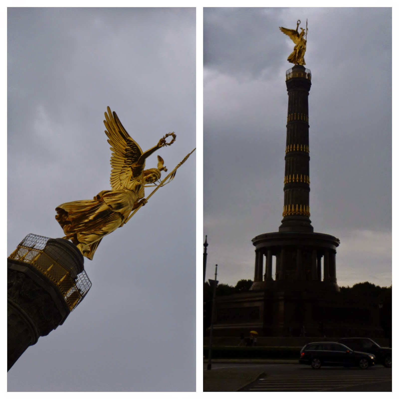 Siegessäule berlin germany