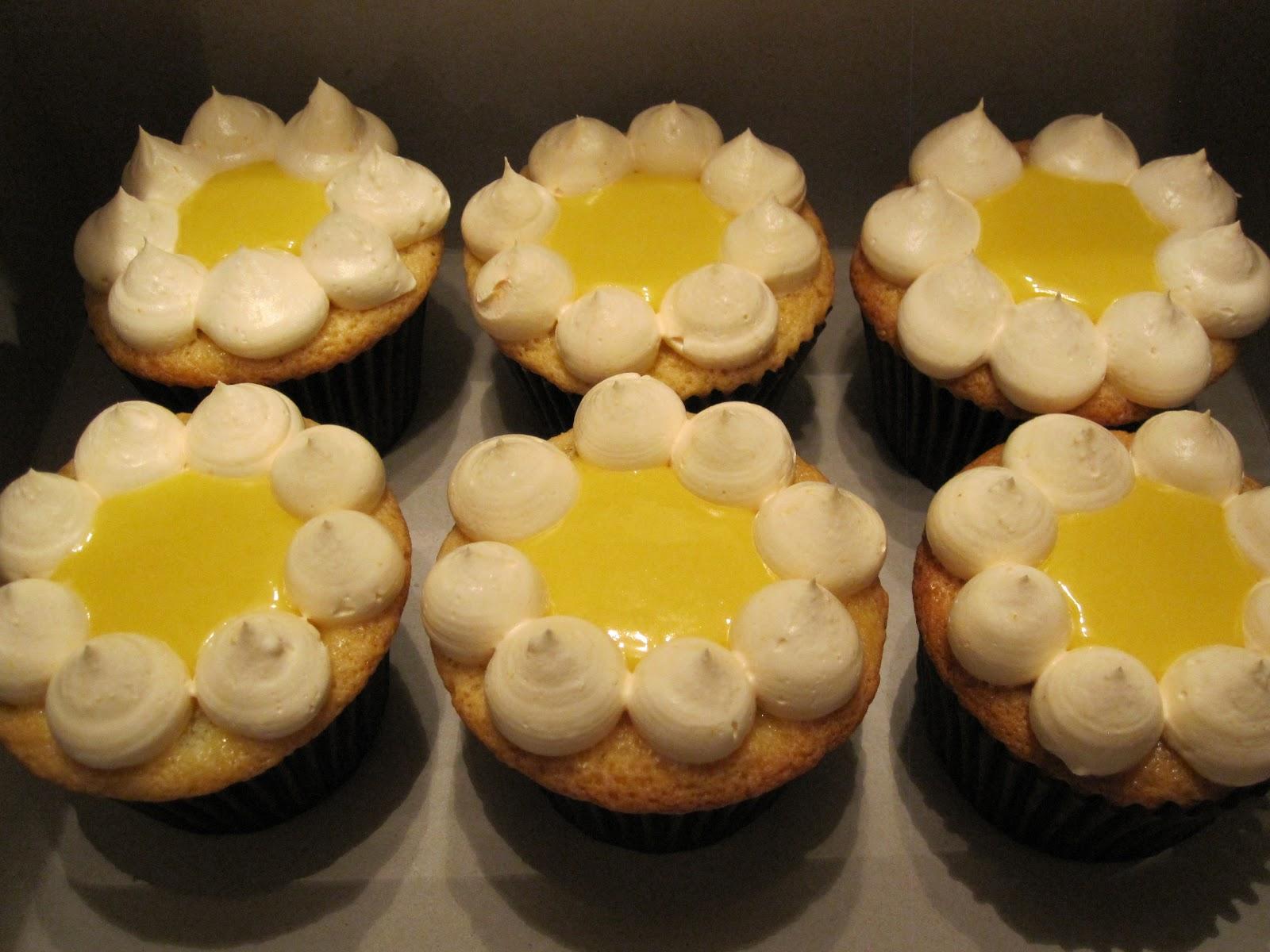 Hey Eat This: Lilikoi Chiffon Cupcakes & Mini Cakes