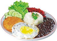 Jantar saudável