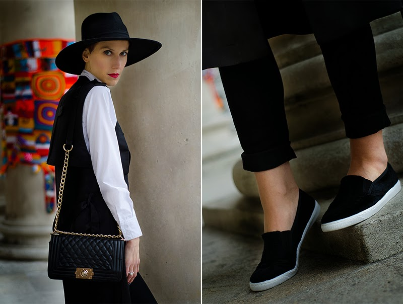 Slip on sneakers by beeswonderland lucky community for Primark button down shirt