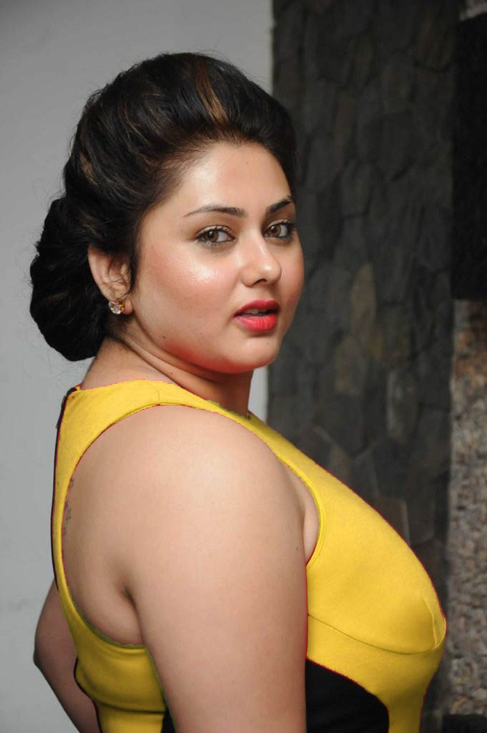 Naked images of namitha
