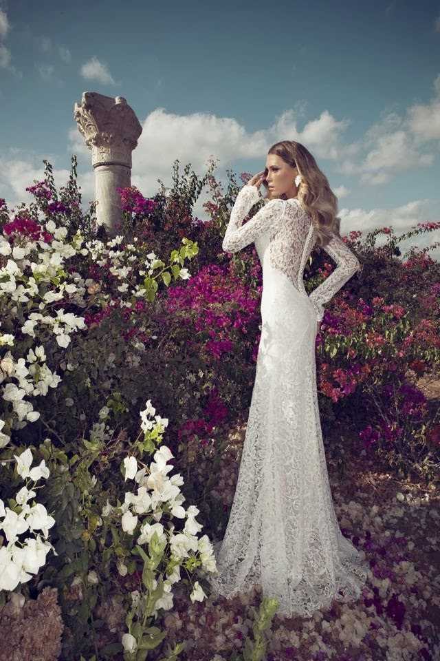 Julie Vino 2014 Fall Bridal Collection