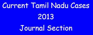 Article by Pondicherry Advocate Mr. J.Cyril Mathias Vincent in CTC