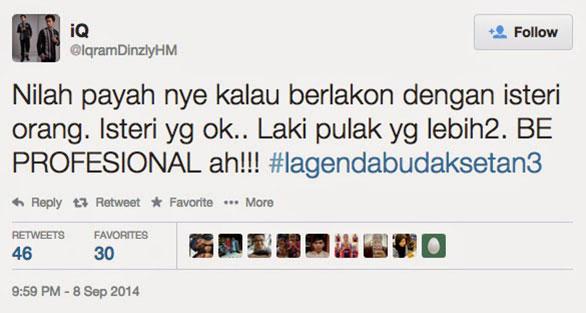 Zaquan Adha Mengamuk, Ayu Raudhah Dipukul Iqram Dinzly? - HairanBlog