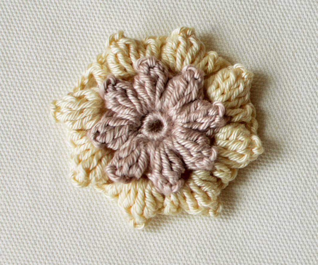 Popcorn Crochet Stitch  Crochet