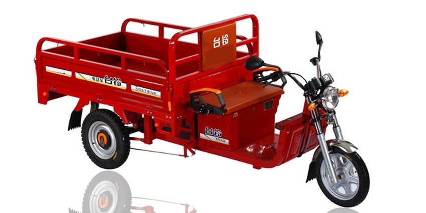 triciclo electrico carga chile chino