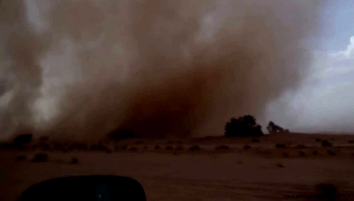 The Maghreb   Sandstorm in the Sahara   YouTube
