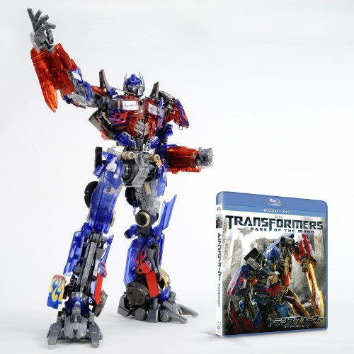 Dual Model Kit DMK01 Optimus Prime