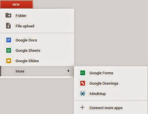 how to create a drop down menu on google sheets