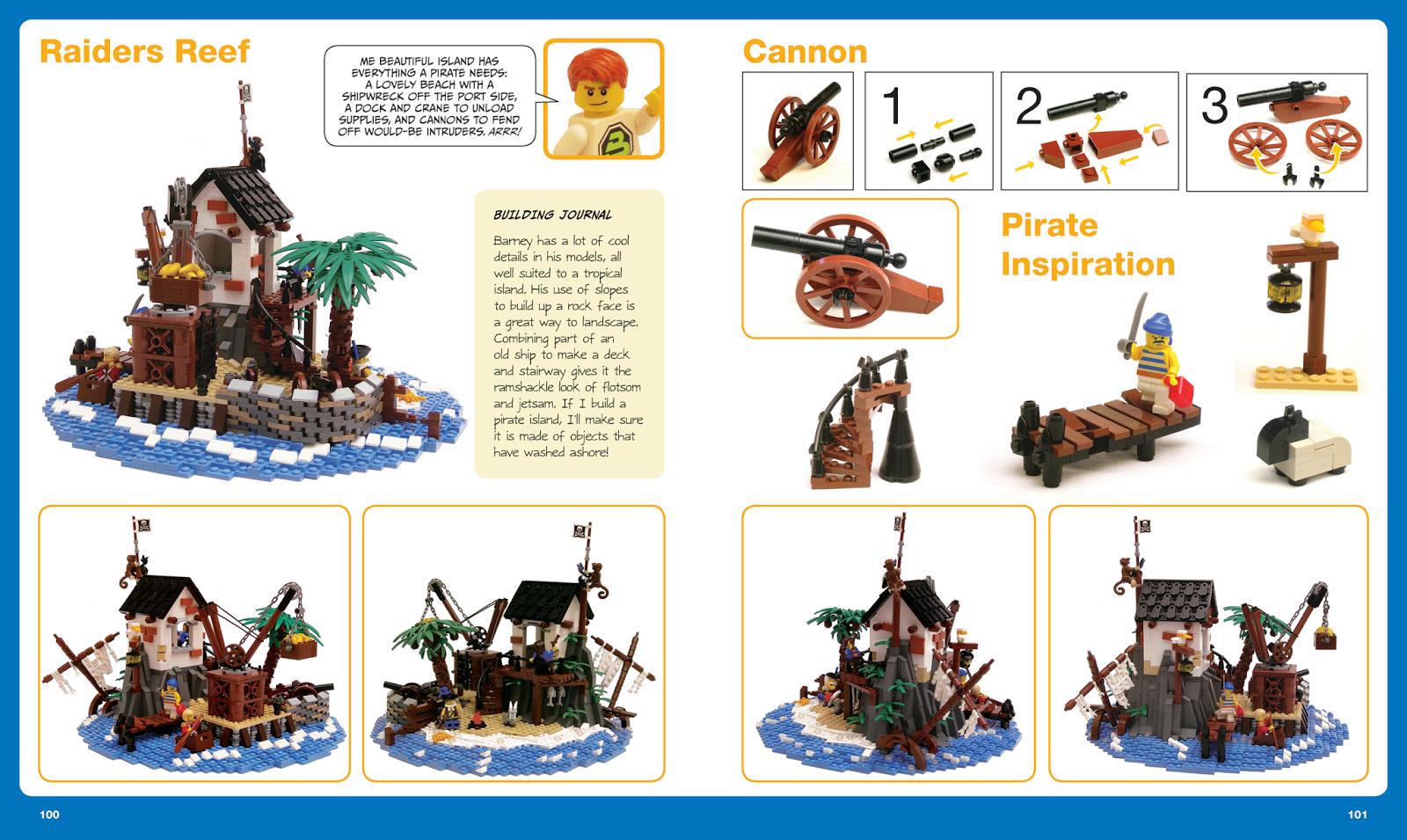 Lego adventure book volume 2 raider s reef