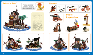 Lego Adventure Book Volume 2, Raider's Reef