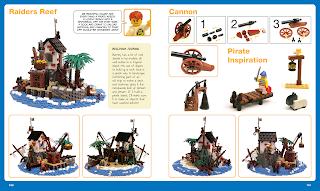 Lego Adventure Book Volume 2, Raider's Reef