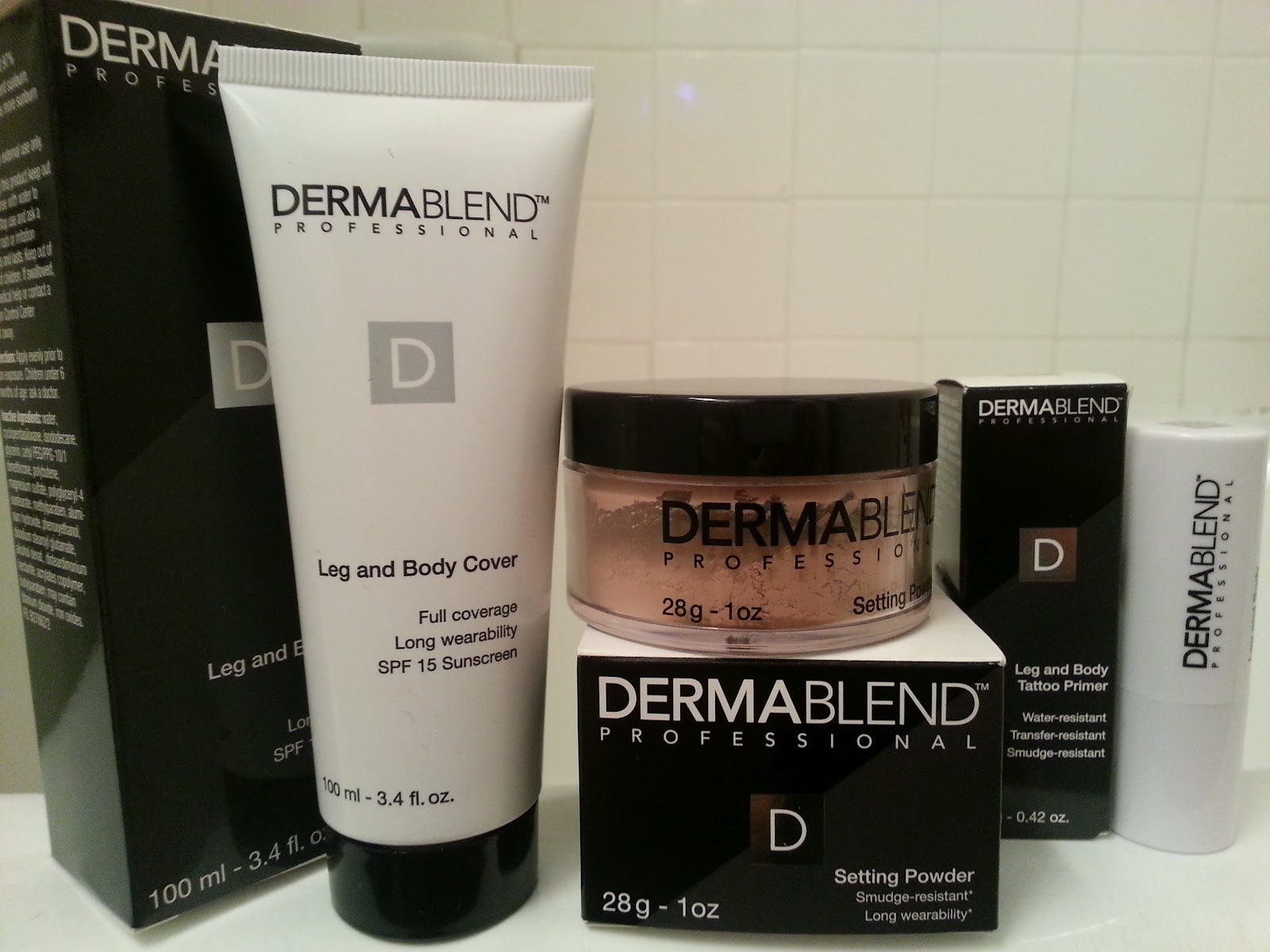 I\'ll Have Another...: Dermablend Review