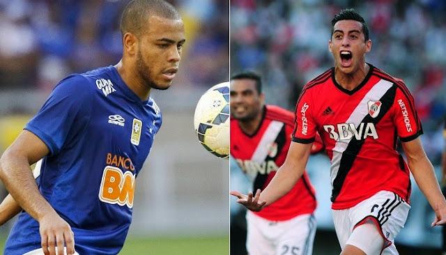 River vs Cruzeiro en vivo