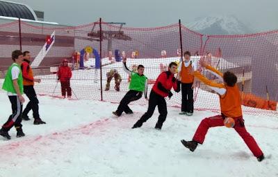 Snow Handball en Alemania, desde el 2011 | Mundo Handball