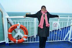 Selat Inggeris ~ Calais ~ Dover