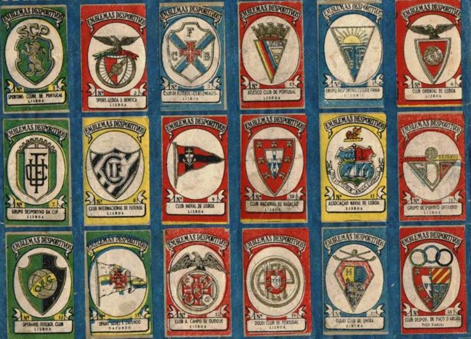 Emblemas com História
