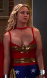 Kaley cuoco hot